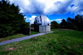 Jävan Observatory in Genarp outside Lund