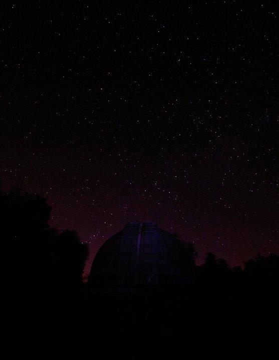 Jävan Observatory in Genarp outside Lund