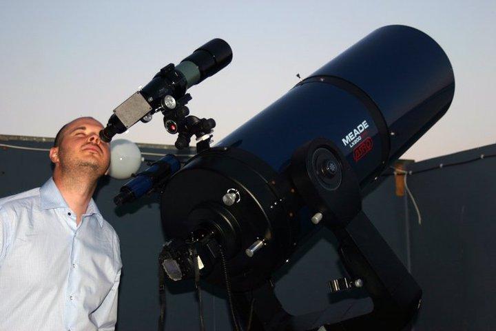 Niklas Henricson - Tycho Brahe Observatory