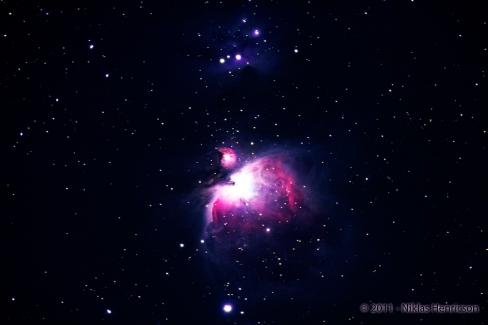 Orion Nebula (M42/NGC 1976)