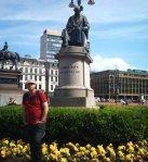 James Watt statue, Glasgow