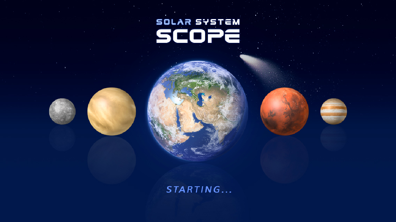 solar system scope online model - photo #34